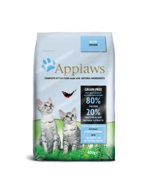 Applaws chaton – Poulet