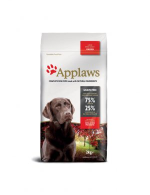 Applaws chien – Poulet – grands