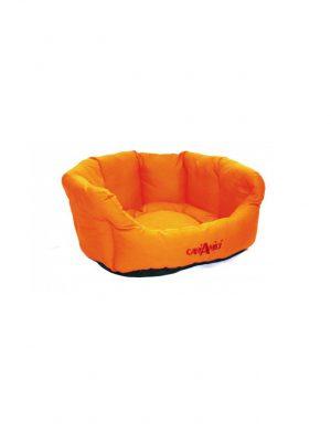 """Panier """"Gaia"""" – orange"""